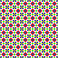 Scandinavian summer pattern