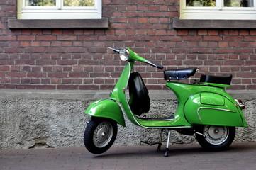 Vespa 150vbb px grün