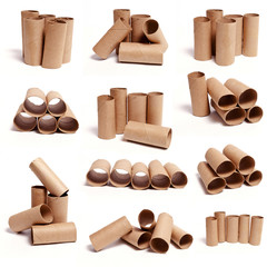 Toilet Paper Tube Collections