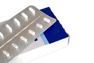 Packaged pills