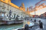 Fototapety Piazza Navona, Rome. Italy