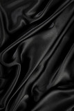 black silk / velvet cloth background