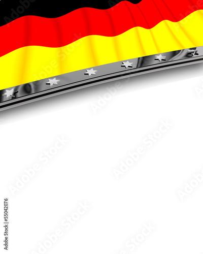 Designelement Deutschland