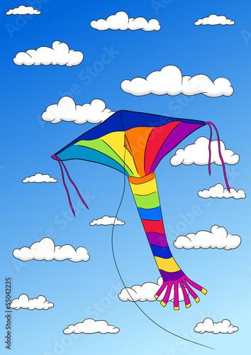 彩色复古插图摘要文件春天概念气氛清楚的漫画玩具生动白天空气空白