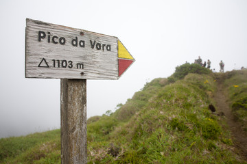 Pico da Vara, Azoren (Portugal)