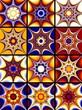 fractal çiçek