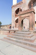Main gat of the tomb from Akbar the great in Agra
