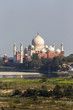 Taj Mahal viewed from Agra fort