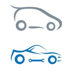Auto - car symbol