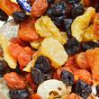 sweet dried fruits