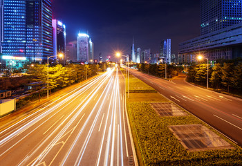 China Shenzhen night
