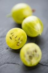 Berries: gooseberries