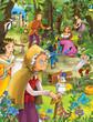 The fairy tales mush up - castles knights fairies