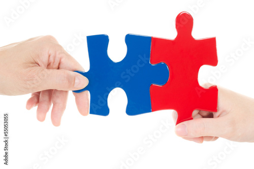 The right puzzle piece has been found