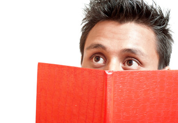 Peeping Through Book