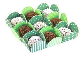 Brazilian sweets, brigadeiro