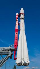Soviet rocket