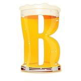 BIER ALPHABET - Buchstabe B