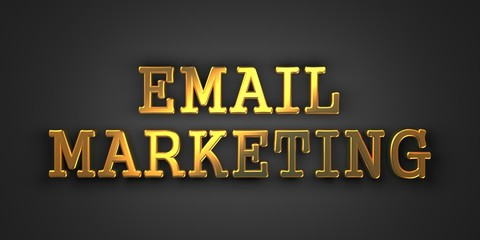 Email Marketing. Business Concept.