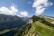 Altmann und Seealpsee - Alpstein - Alpen - Schweiz