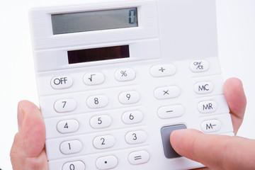 Taschenrechner Bilanz Finanzen Budget Sparen Rechnen