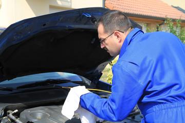 entretient voiture