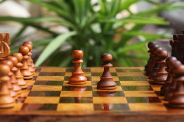 Opening moves in chess
