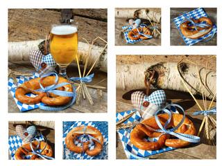Collage Oktoberfest