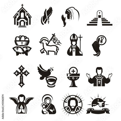 Religious icons - 55062874