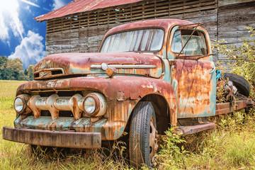 1950 Vintage Ford F5 Pickup Truck