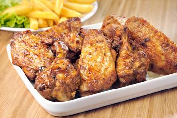 wings frites 1