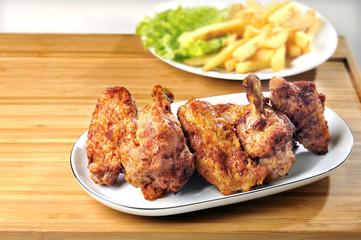 wings frites 2