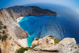 Navagio beach, Shipwreck, Zakynthos Greece
