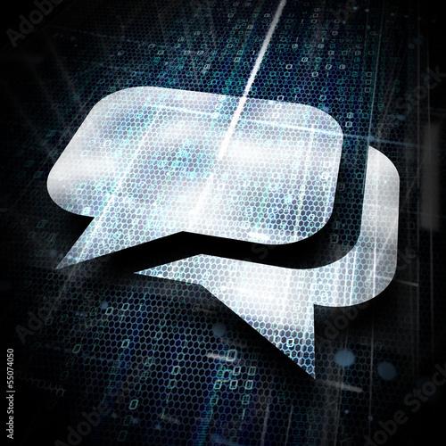 Chat Symbol