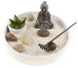 vasque jardin zen japonais