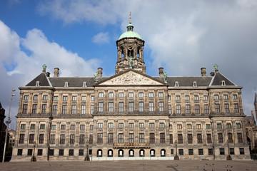 Koninklijk Paleis in Amsterdam