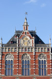 Amsterdam Central Station Architectural Details