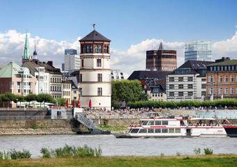 Düsseldorf, Schlossturm
