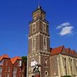 Altstadt von COESFELD mit St. Lamberti-Kirche