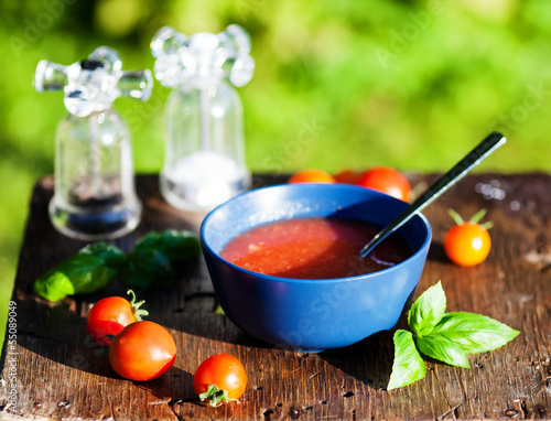 gazpacho in nature