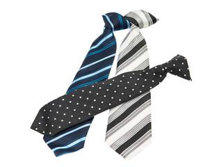 men's necktie isolated