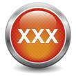 XXX icon. red