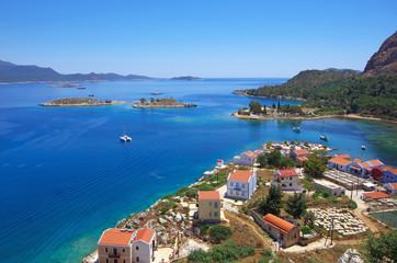 Kastellorizo Island, Dodecanese, Greece