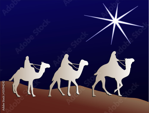 Kamele - Karawane