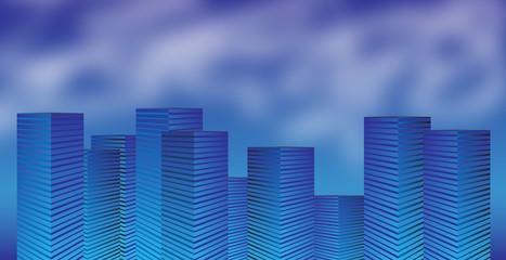 building panorama