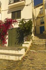 Mediterranean corner. Spain
