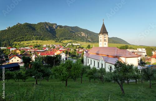 Terchova village - Slovakia
