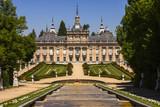 Obraz na płótnie palacio real la granja de san ildefonso