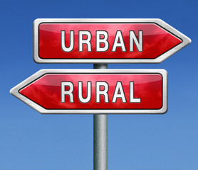 urban or rural