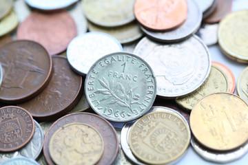1 franc coin